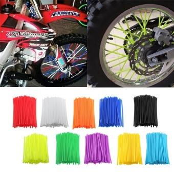 ad735b0249e33 Philippines | 72Pcs Motorcycle Wheel Spoke Skins Covers Wrap Tubes ...