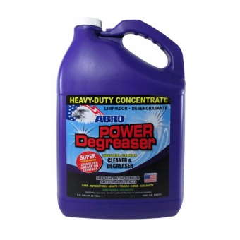 Abro Power Degreaser 1 U.S.Gallon (3.785l) Industrial Strength