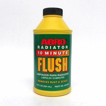 Abro Radiator Flush 10 Minutes 15fl. Oz/ 354 ml