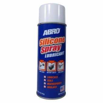 Abro Silicone Spray Lubricant 10 oz./283g