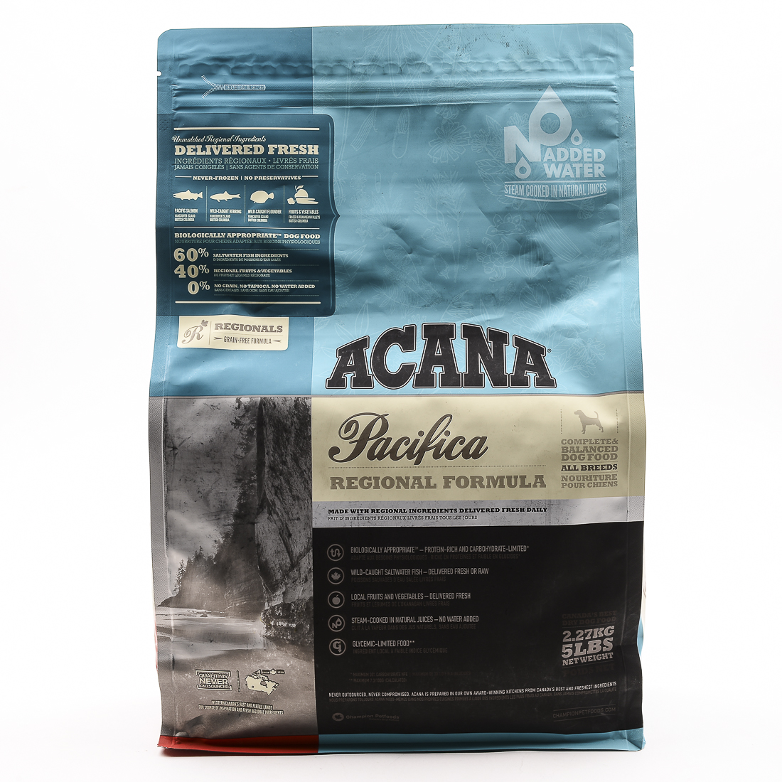 Acana Pacifica Dog Food Reviews