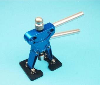 Adjustable Dent puller Auto Body Paintless Dent Repair Tools Glue Puller Hail Damage Repair Blue - intl - 3