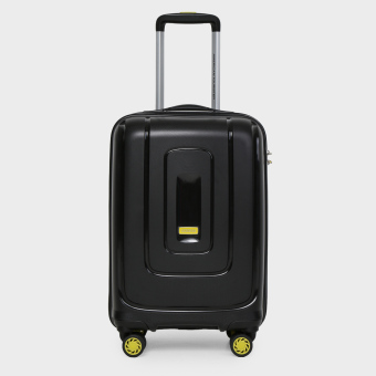 American Tourister Lightrax Small Luggage (Black)