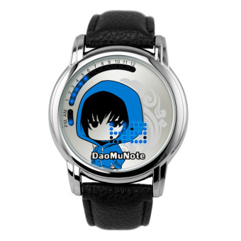 'Anime LED Touching Screen Waterproof 100M Boys'' FashionWatches(Color:CONAN)' - 4