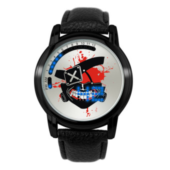 'Anime LED Touching Screen Waterproof 100M Boys'' FashionWatches(Color:CONAN)' - 5