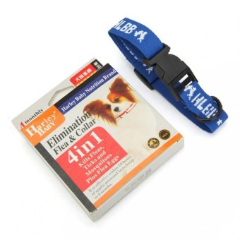 Anti Fleas Ticks Collars For Middle & Small Dog Pets - Intl