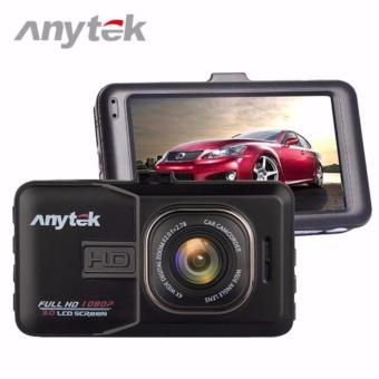 "Anytek A98 Car DVR Camera Recorder Novatek Full HD 1080P 3.0"" LCD G-Sensor Night Vision DVRs Dashcam"