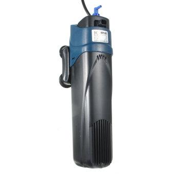 Aquarium Fish Tank Internal Filter with UV Steriliser ClarifierPump All in One JUP-02 - intl ...