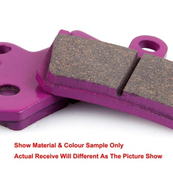 Areyourshop Brake Pads FA346 For HONDA CR 125 250 CRF 230 250 450XR 250 400 CRE CRM CRM F - intl - 4