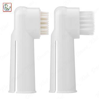 Arquivet Set Dental Menta Pet Dog Dental Care Kit with Toothpaste and Toothbrush Set - 4