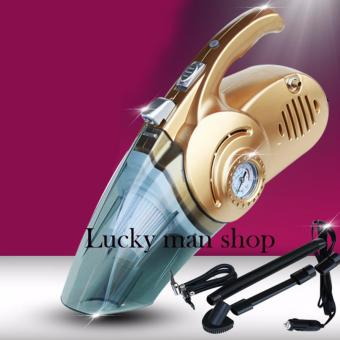 AS SEEN ON TV 12V Power Portable Super Cyclone Suction VacuumCleaner With Pouch Car Vehicle - 3