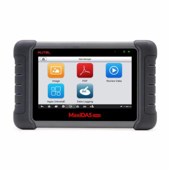 Autel Maxidas Ds808 Automotive Diagnostic & Analysis System All Electronic Systems Live Data ECU Programming