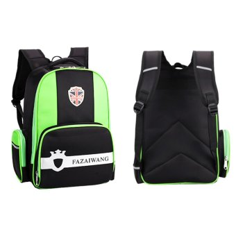 Backpacks Children School Bag Boys Girls Shoulder Waterproof Bag for Kids Children (6-13 Years Old) - intl - 2