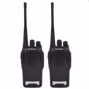 Baofeng Walkie Talkie FM Transceiver Two -Way Radio Set of 2 SE777S