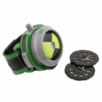 Ben 10 Alien Force Illumintator Projector Watch Toy Gift for Child- intl - 2