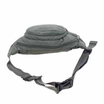 BENCH- BGU0124MG4 Men's Belt Bag (Military Green) - 3