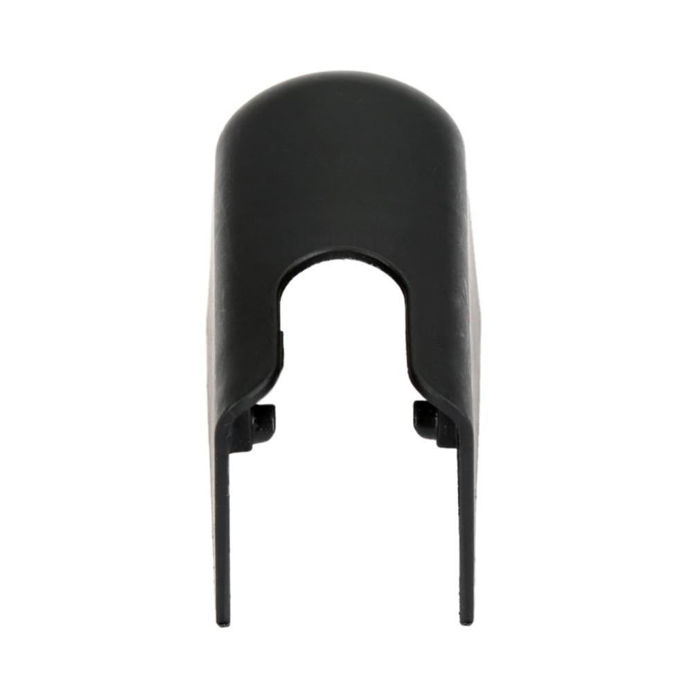 Black Car Rear Wiper Arm Washer Cap Nut Cover For Ford Edge Lincolnmkx Tz C