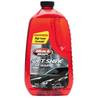 Black Magic Wet Shine Car Wash 64 Oz