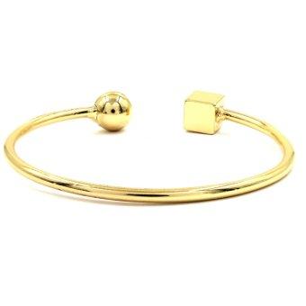 Bling Bling Ahana Gold Bracelet Bangle Jewelry - 2