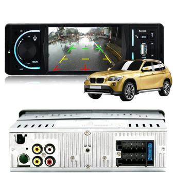 Bluetooth Car Stereo Audio FM Aux Input Receiver SD MP5 RadioPlayer - 2