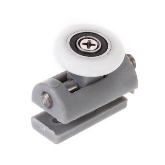 BolehDeals 6pcs Shower Door Roller Runner Wheel 25mm Wheel Diameter