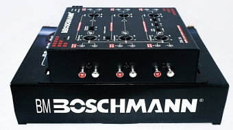BOSCHMANN MOBILE AUDIO ELECTRONIC CROSSOVER 2/3-WAY XM-3A - 3