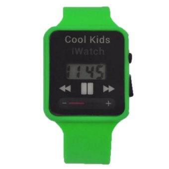 Boys Girls Students Time Electronic Digital LCD Wrist Sport Watch 21g BUY 1 TAKE 1 - 5