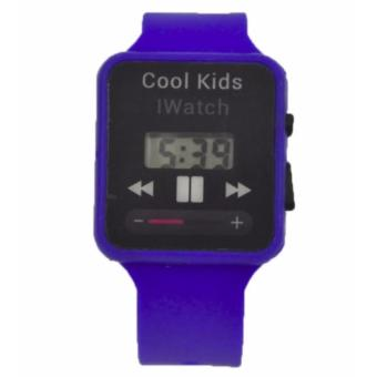 Boys Girls Students Time Electronic Digital LCD Wrist Sport Watch 21g BUY 1 TAKE 1 - 3
