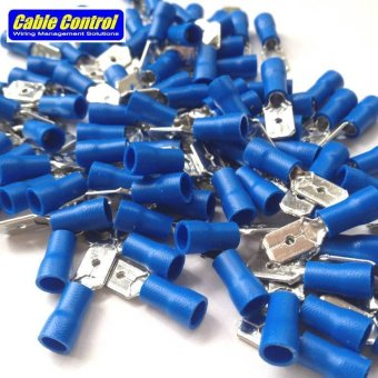 Cable Control Male Quick Disconnects (Crimp Type) 60s - 3