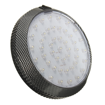 Car 12V 46 LED Interior Roof Ceiling Dome Door Indication Light Reading Lamp - 2