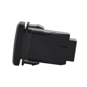 Car Accessory Fog Light LED Lamp ON OFF Locking Switch - intl - 3
