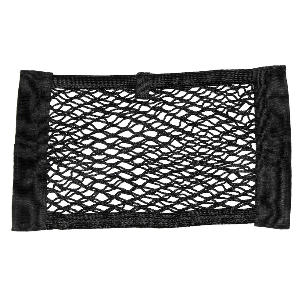 Car boot cargo net magic sticker luggage mesh oganizer bag cargonet for Mazda CX-5 ...