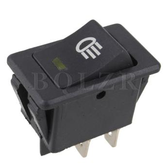 Car Fog Light Switch (Black) - picture 4