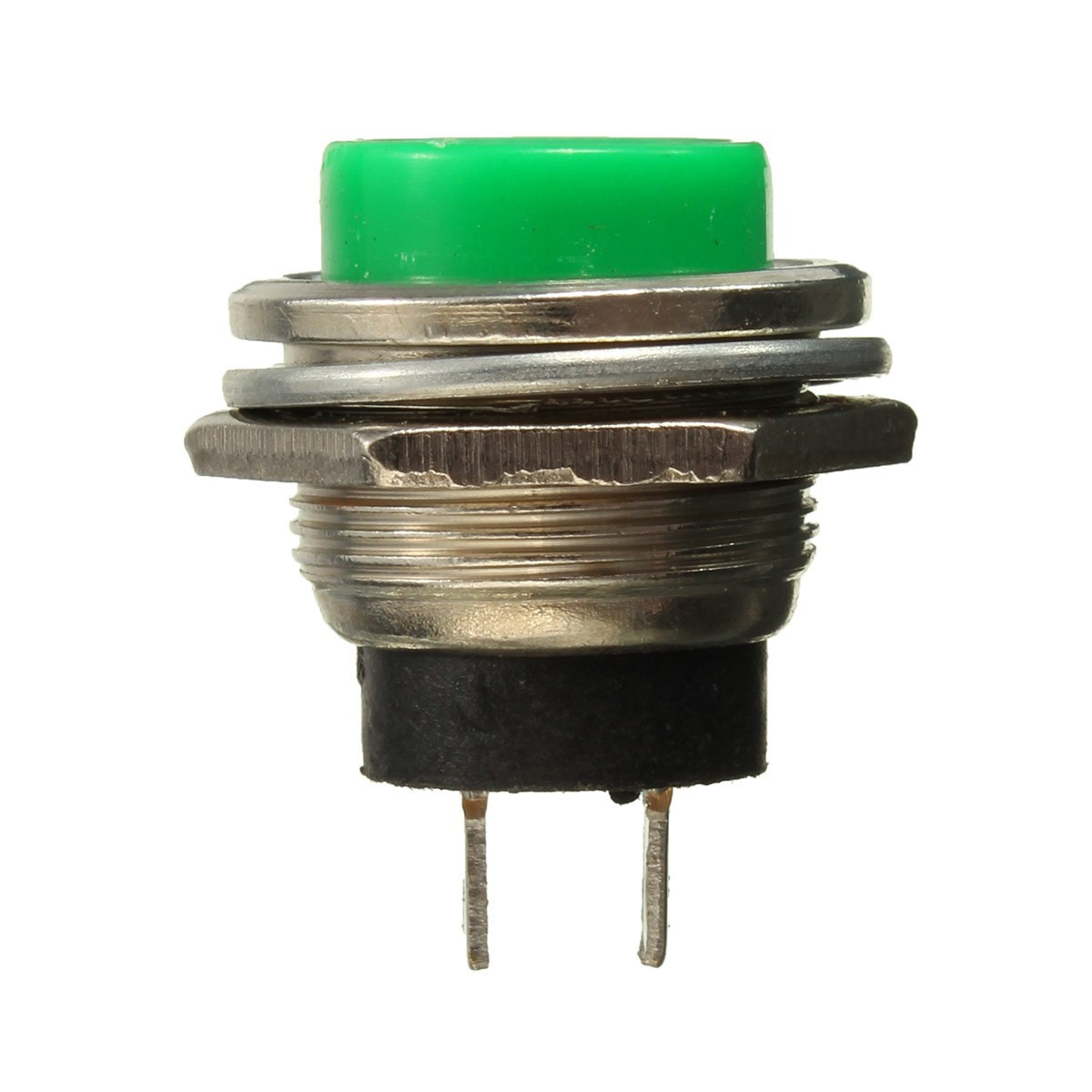 Philippines Car Ignition Momentary Push Button Switch 3a 125v Off Switches Spst On Horn Engine Start Green