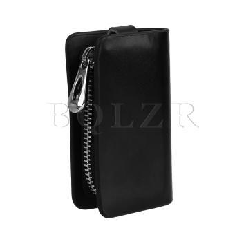 Car Key Chain Pocket (Black)