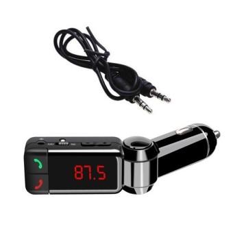 Car Kit Bluetooth FM Transmitter - intl
