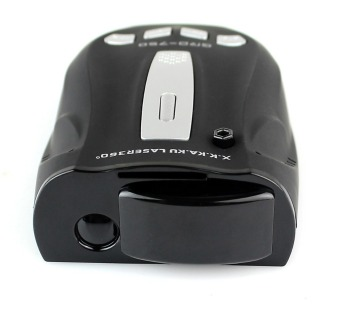 Car Radar Detector GRD-750 with Russian/English Voice - picture 2