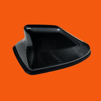 Car Radio Roof Shark Fin Antenna (Carbon)