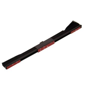 Car Retractable Window Sun-shading Curtain Heat-insulated Black - picture 2