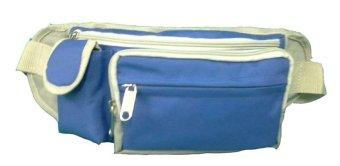 Carlsan Kintana Belt Bag (Royal Blue)
