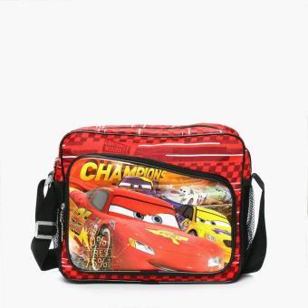 Cars Boys Messenger Bag