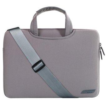 Cartinoe Brand 15.6 Inch Laptop Shoulder Messenger Bag Hand Carrying Case Sleeve for Laptop 15.6 inch Lenovo Dell ACER ASUS 15.6'' Ultrabook - intl - 2