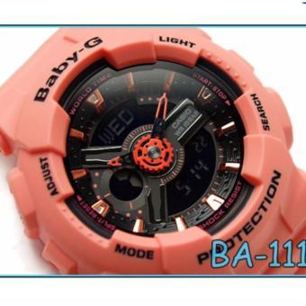 Casio Baby-G BA-111-4A2 (Orange) - 2
