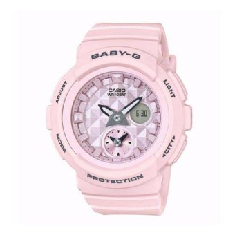 Casio Baby-G BGA-190BE-4A Resin Band Pink Watch - intl