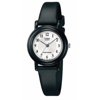 Casio Black Resin Band Women's Watch LQ-139AMV-7B3LDF
