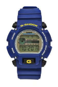 Casio G-Shock Blue (DW9052-2V) - picture 2