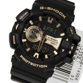 Casio G-shock GA-400GB-1A9 Analog & Digital Men's Watch - 2