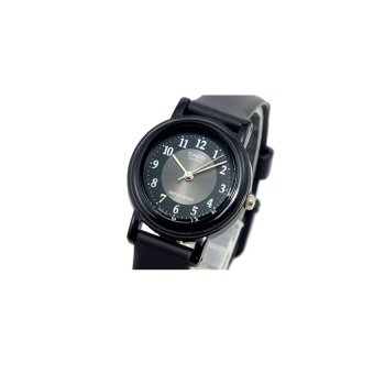 Casio Ladies Classic Women's Black Resin Strap Watch LQ-139AMV-1B3LD