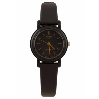 Casio Ladies Classic Women's Black Resin Strap Watch LQ-139AMV-1ELDF