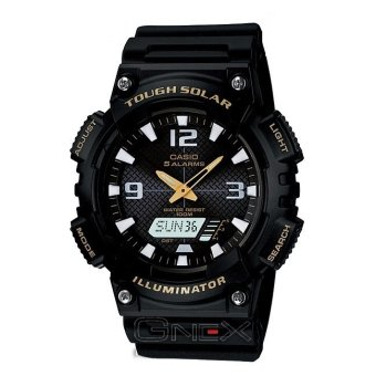Casio Solar Sports Men's Watch AQ-S810W-1BVDF (Black) Price Philippines